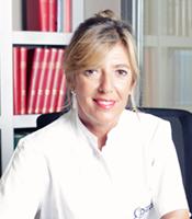 La Dott.ssa Anna Veiga, moderatrice del IBSA Symposium