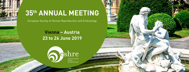 35th Annual Meeting of ESHRE - Vienna - Austria