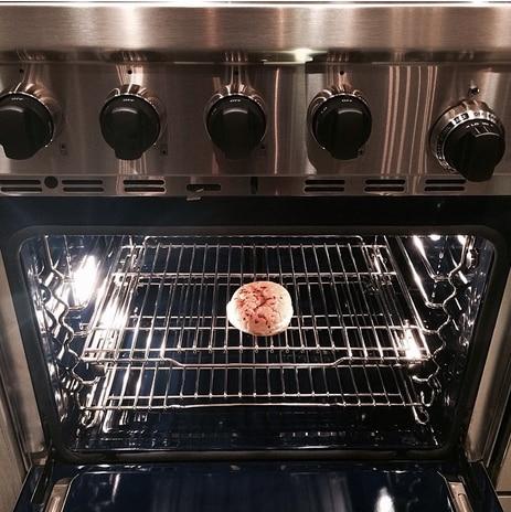 Algo se está cocinando, ideas embarazo