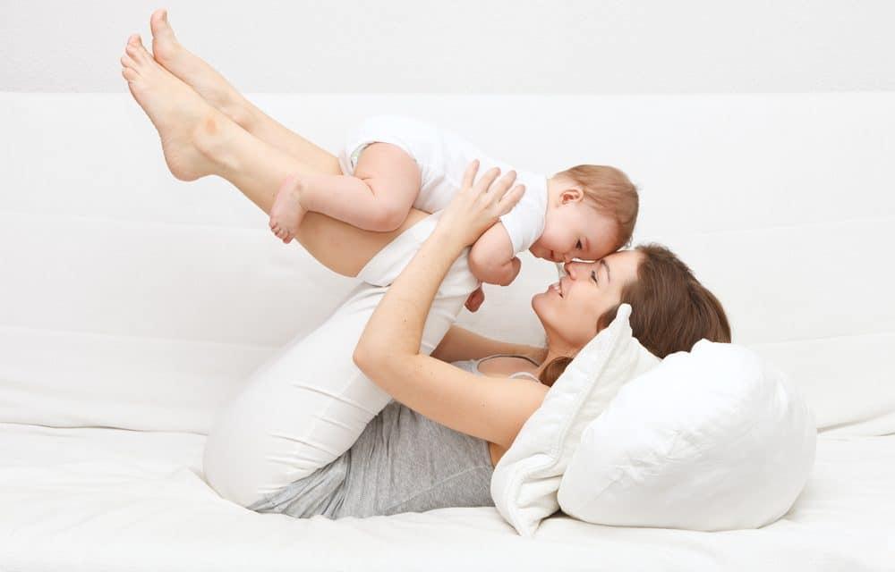 Recuperar la figura tras el parto: ¿misión imposible?