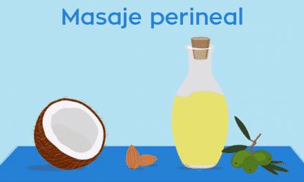 ¿Qué es el masaje perineal?