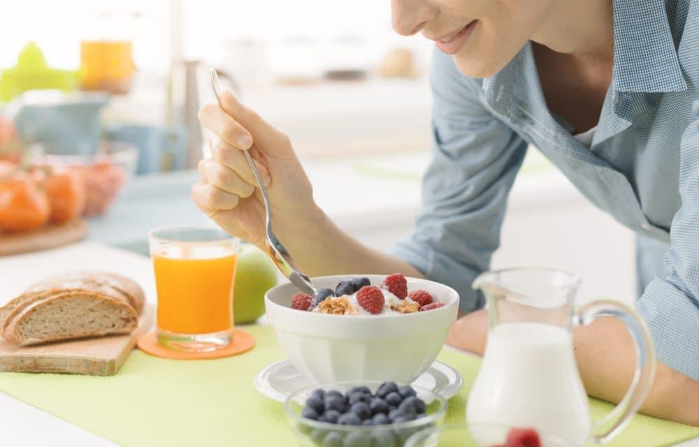 ¿Desayunas de forma sana?