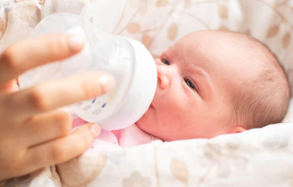 Guía práctica para una buena lactancia artificial